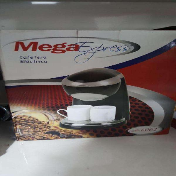 Cafetera para Dos Pocillos. Nueva