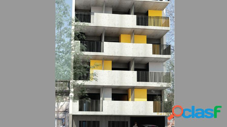 Departamento de 1 dormitorio al frente con balcón