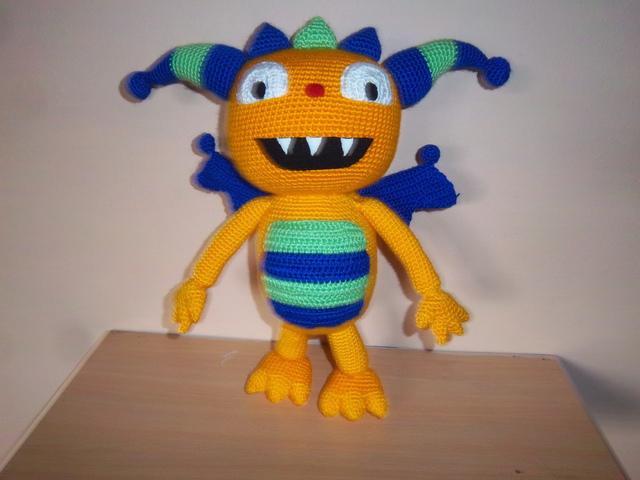 Henry a Crochet