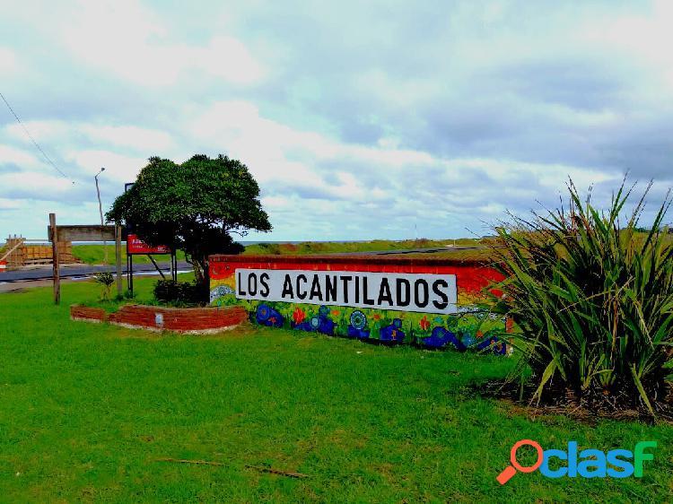 Lote en Acantilados