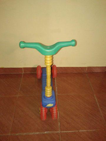 Monopatín de 4 ruedas, lo vendo en Tigre