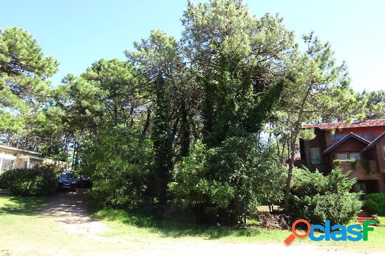 Ref: 1468 - Lote en Venta - Pinamar Zona Norte