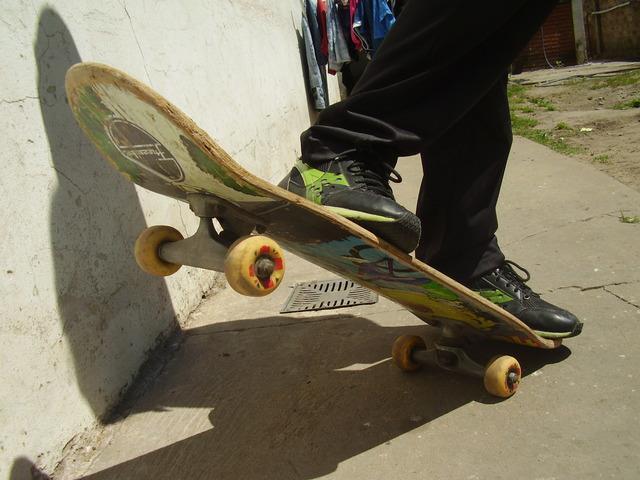 Vendo Skate Usado en buen estado