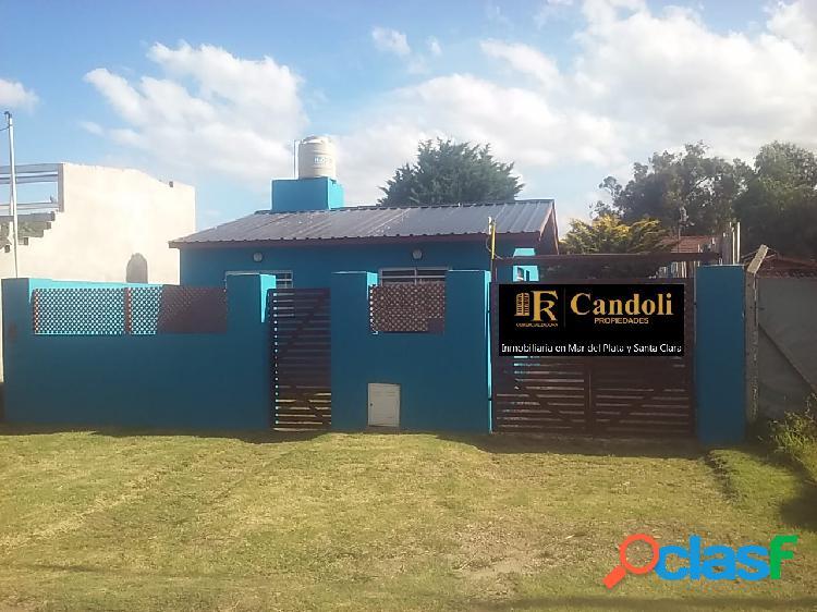 Venta Casa - Chalet 2 Ambientes Santa Clara del Mar