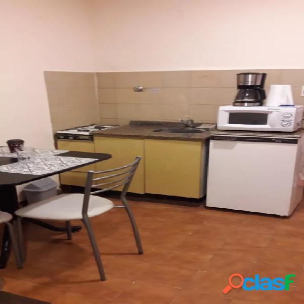 Alquiler Temporario Monoambiente, Inclan 4200, Boedo