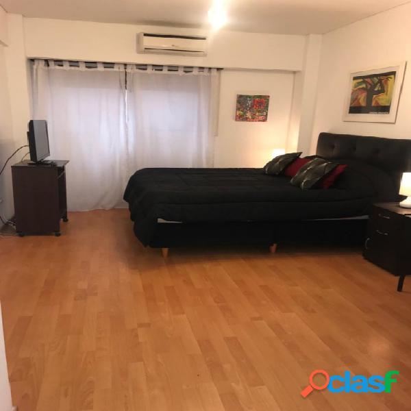 Alquiler Temporario Monoambiente, Libertador 700, Recoleta