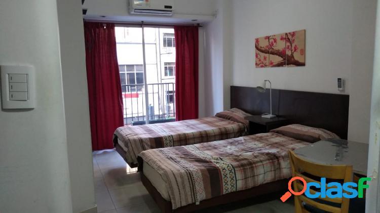 Alquiler Temporario Monoambiente con balcón, Cordoba 800,