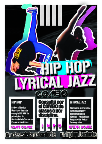 D A N Z A BARILOCHE - HIP HOP / LYRICAL JAZZ