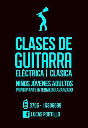 OFREZCO | Clases de Guitarra (Eléctrica y Acústica)