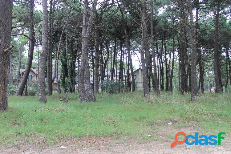 Ref: 1536 - Lote en Venta - Pinamar, Zona Norte Tennis