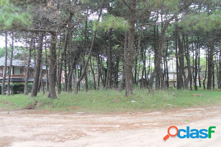 Ref: 1537 - Lote en Venta - Pinamar, Zona Norte Tennis