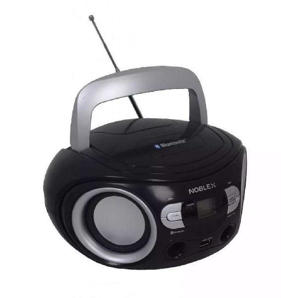 Reproductor De Audio NOBLEX Bluetooth Usb Mp3 Radio