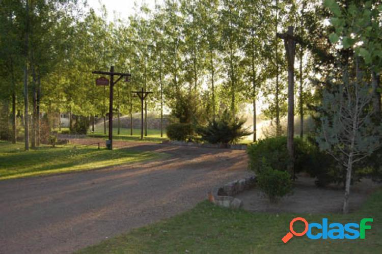 TERRENO DE 770 M2 EN BARRIO PRIVADO LA CAMPIÑA EN ZONA