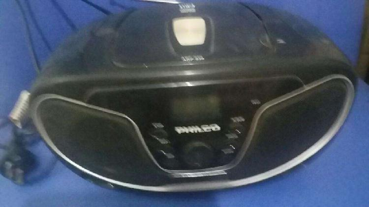 Vendo Reproductor de Cd/mp3 Philco Usado