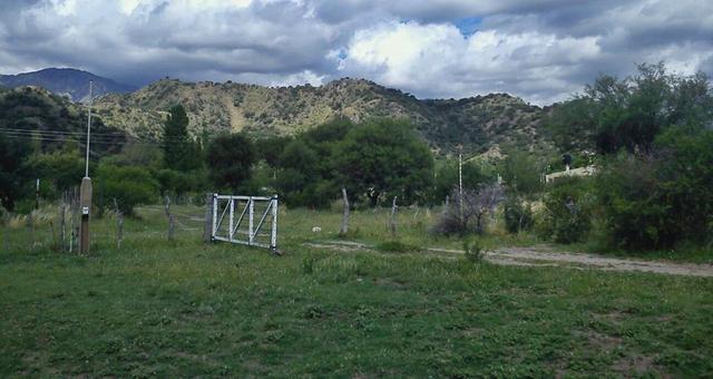 Venta de Terreno En Villa de la Quebrada