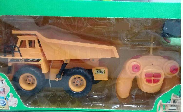 Camion Control Remoto