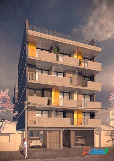 Duplex de 1 dormitorio en planta baja con patio