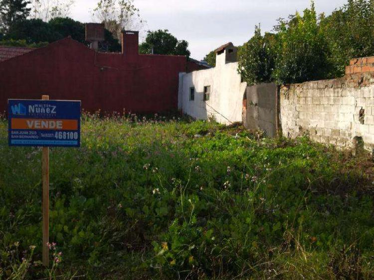 Lote en Venta, San bernardo US 35000
