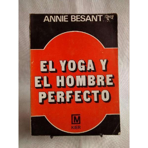 Se vende libro usado en muy buen estado El Yoga y El Hombre