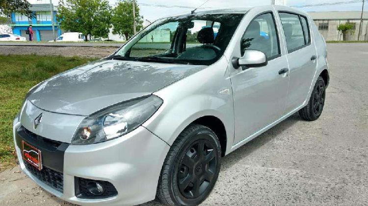 Renault Sandero Expression 2013 Full