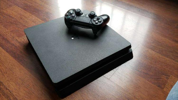 Sony Playstation 4 Slim 500gb Mas Juego