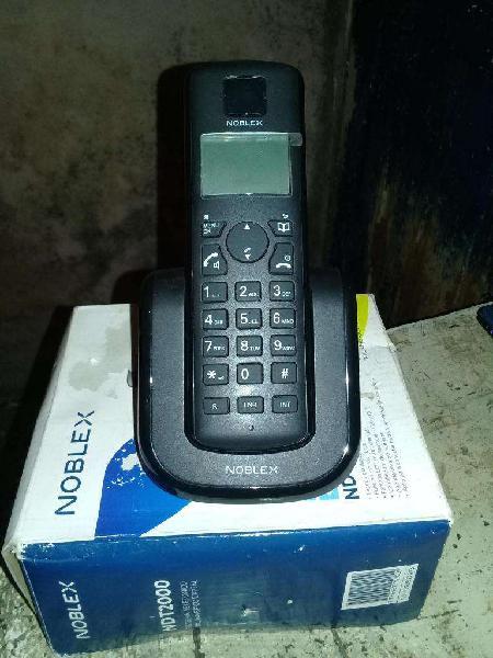 Vendo telefono inalambrico nuevo sin uso o permuto por algo