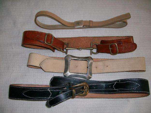 Lote de Cinturones de cuero de mujer!!! LIQUIDO!!!!