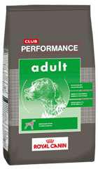 CLUB PERFORMANCE ADULTO X 20 KG SANCK DE REGALO VILLA