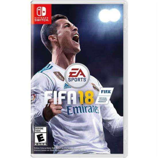 FIFA 18 Nintendo Switch Juego nuevo en caja sellada