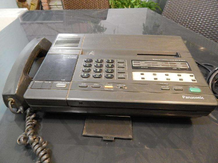 telefono fijo Panasonic KXF100/KXF100B profesional. LEER