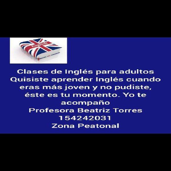 Cursos de Inglès en Mar del Plata