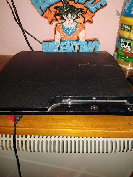 Playstation 3 250 Gb con 7 Juegos