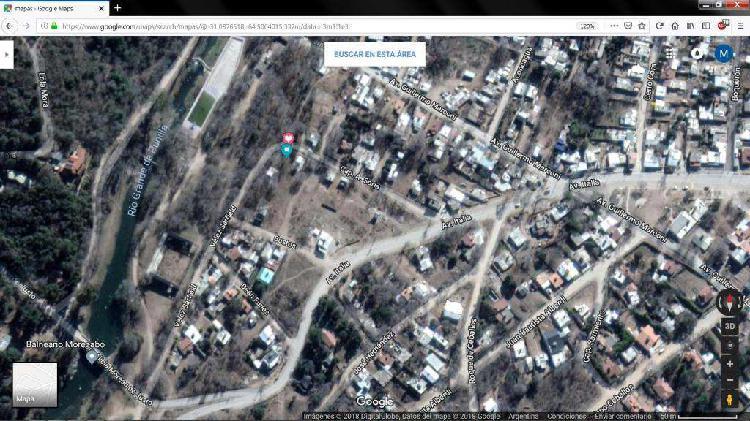 Terreno Lote En La Falda De 360 M2 a 180.000.