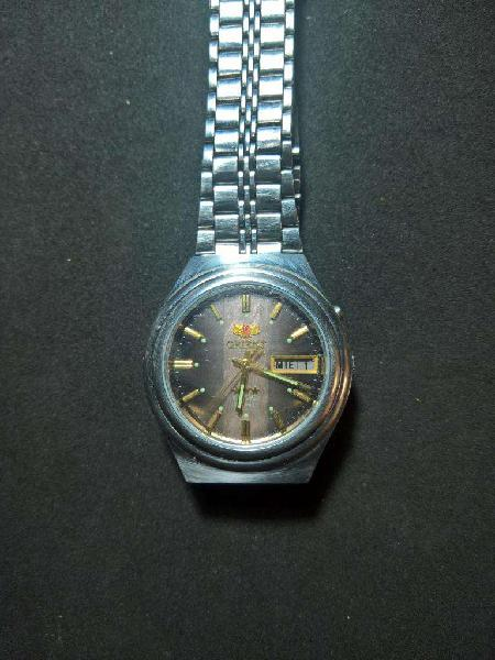 Reloj pulsera Orient Hombre. Automatic. Excelente estado.