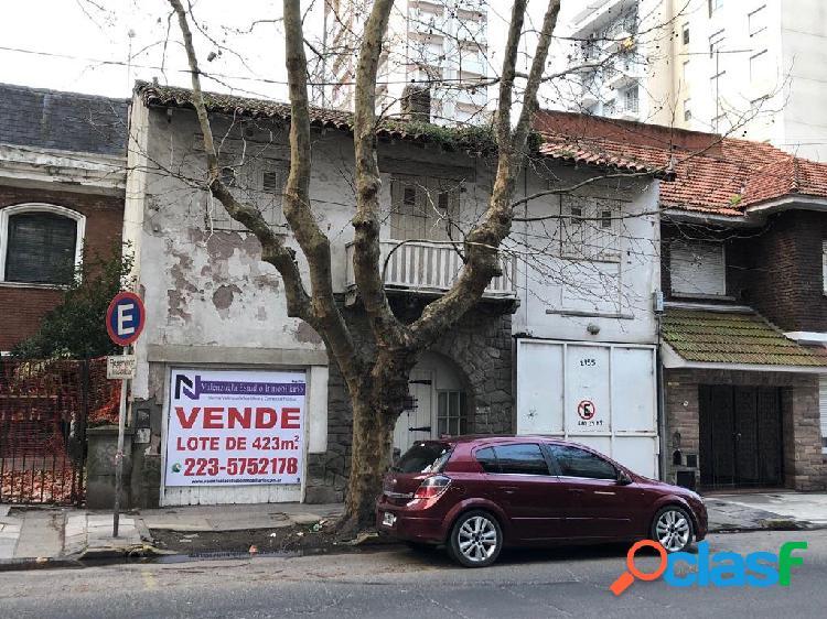 EXCELENTE LOTE R1 PARA CONSTRUCCION DE EDIFICIO