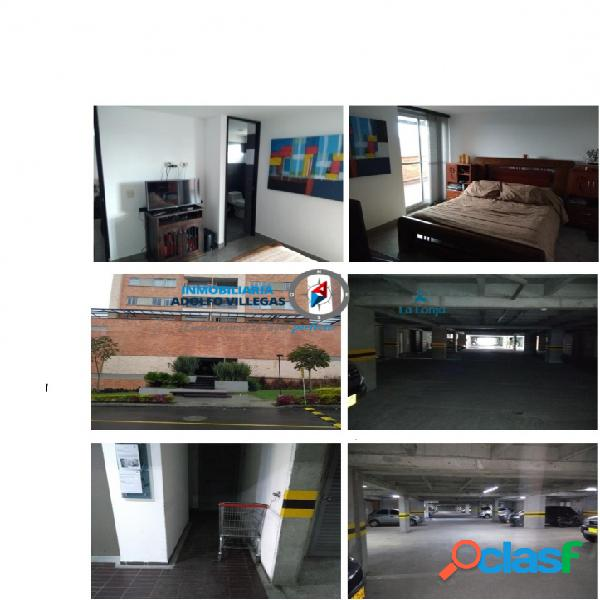 Apartamento en Rionegro en Unidad Cerrada 1828
