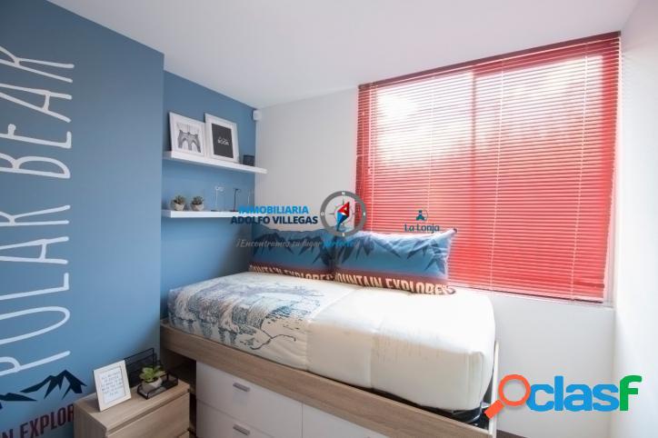 Apartamento para venta en Rionegro 2488