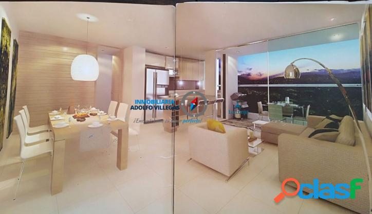 Apartamento para venta en Rionegro 2562