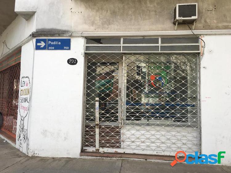 Local en alquiler villa Crespo sin expensas