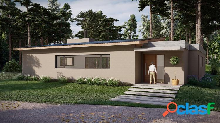 Casa a estrenar en zona Alamos Pinamar