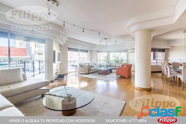 Venta: Piso de 5 ambientes con dependencia · 280 m2 · 2