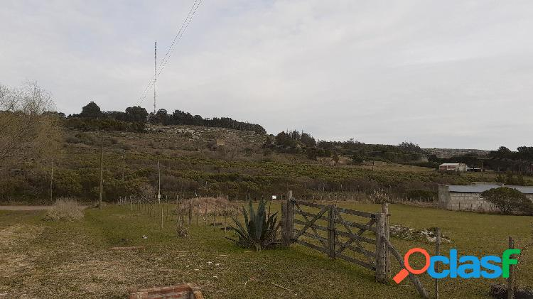 2 LOTES EN VENTA EN COLINA DE LOS PADRES - INDIVIDUAL O EN