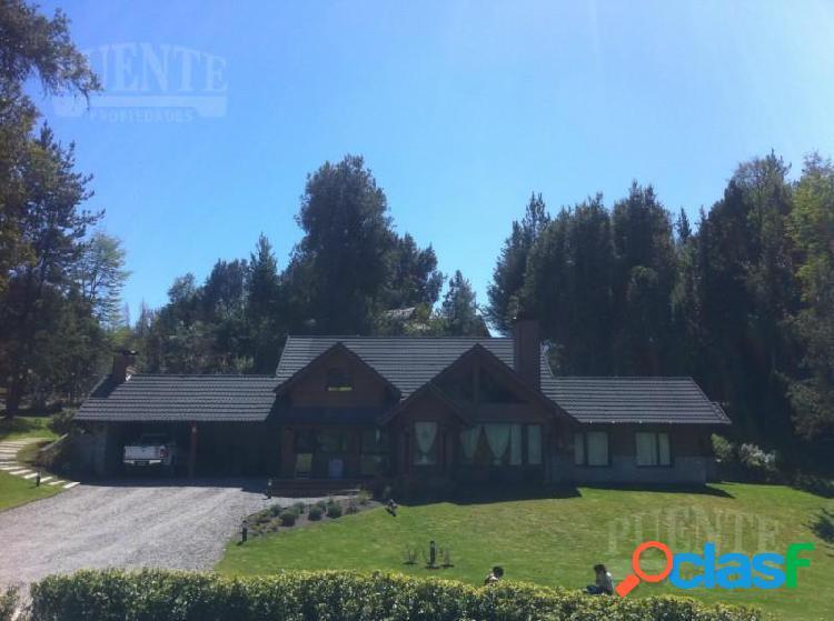 Casa en Villa La Angostura
