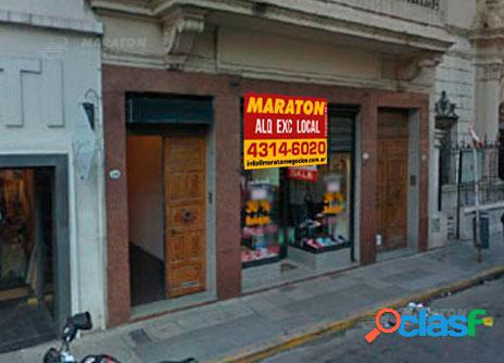 Local en alquiler / venta en Microcentro / Excelente zona
