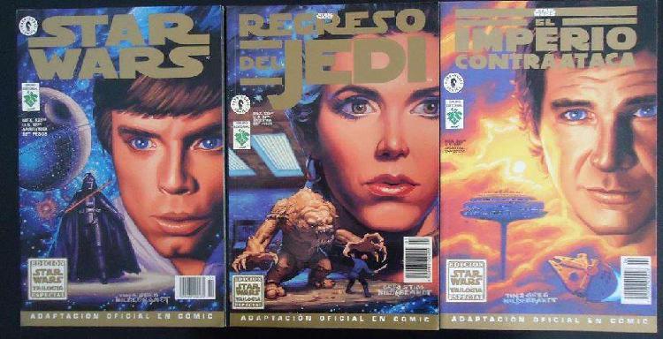 Star Wars Adaptación Oficial Edición Especial Editorial