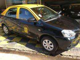 Chofer Taxi CABA a cargo