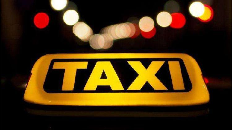 Chofer de Taxi a cargo