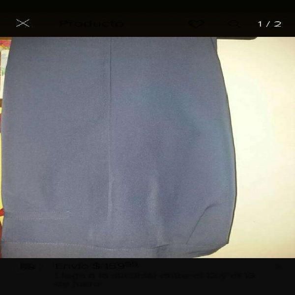 Hermoso Pantalón de Vestir Talle Grande