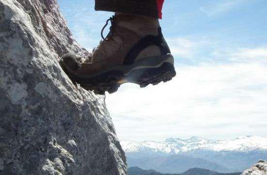 Senderismo, trekking y alta montaña: el calzado ideal para