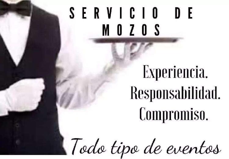 Servicio de Mozos